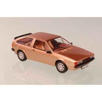 Volkswagen scirocco 2 gt gold metallic 1980 Norev 840085
