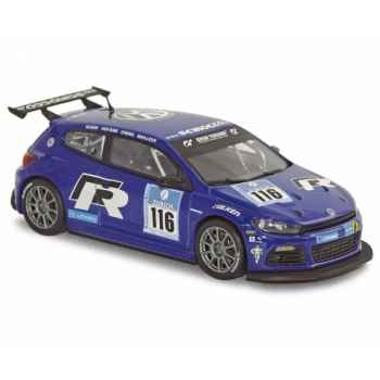 Volkswagen scirocco gt24 n°116 -24h nürburgring 2009  Norev 840195