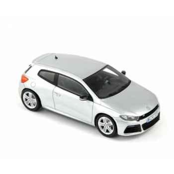 Volkswagen scirocco r2009 silver  Norev PM0063