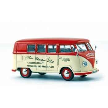 Volkswagen t1 bus air charter ltd 1958 Norev 840210