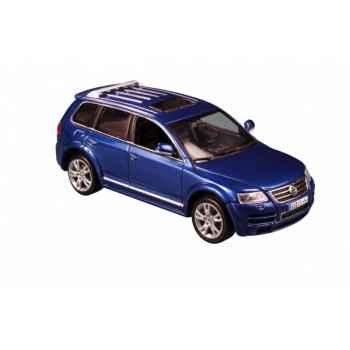 Volkswagen touareg w12 deep blue pearl effect Norev 842060