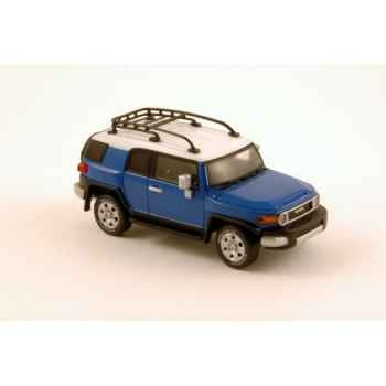 Toyota fj cruiser voodoo blue 2006 Norev PM0006