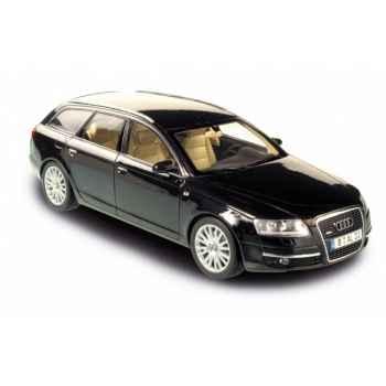 Audi a6 avant noire Norev 188304