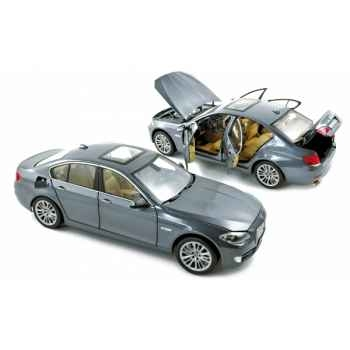 Bmw 550i 2010 space grey Norev 183248