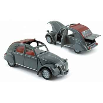 Citroën 2cv azlp 1958 grey  Norev 181509