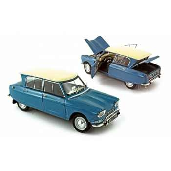 Citroën ami 6 1963 blue  Norev 181530