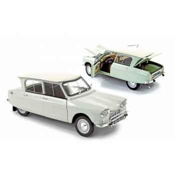 Citroën ami 6 1963 white Norev 181532