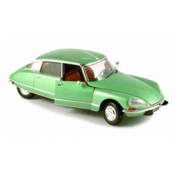 Citroën ds 23 vert argent Norev 181570