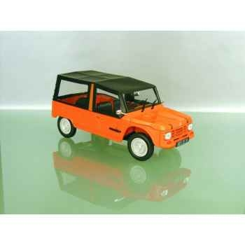 Citroën méhari 4x2 orange kirghiz Norev 181515