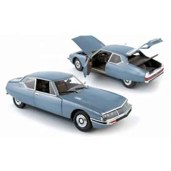 Citroën sm 1970 blue Norev 181589