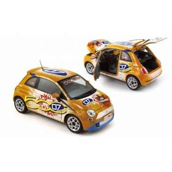 Fiat 500 wrooom version michael 2008  Norev 187732