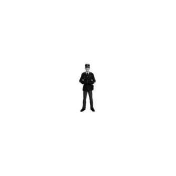 Figurine gendarme départemental Norev 140501