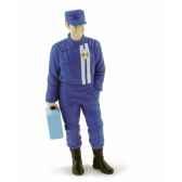 figurine mecanicien team alpine renault 1968 norev 140509