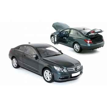 Mercedes benz class e coupé 2009 tenoric grey Norev 183540
