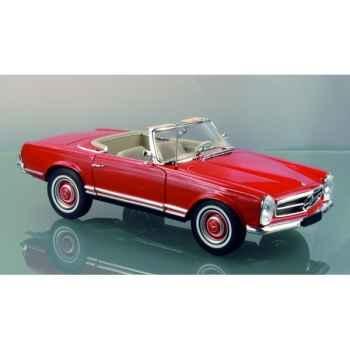 Mercedes sl 280 rouge Norev 183520