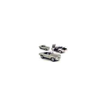 Mercedes-benz 280 sl silver 1969 Norev 183519