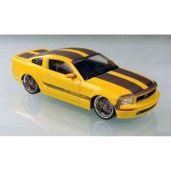 Mustang parotech cesam  jaune 2007 Norev 182700
