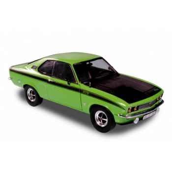 Opel manta a gt/e vert  1975 Norev 183630