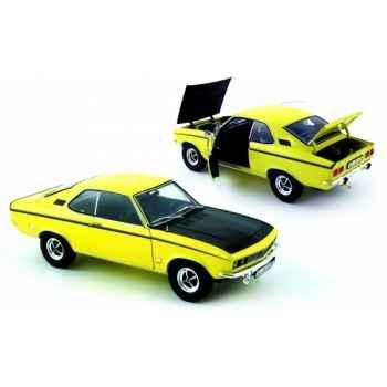 Opel manta sr 1970 citrus yellow  Norev 183625