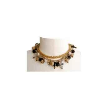 Joyaux de la couronne-Collier pêle-mêle fusains-copelfus