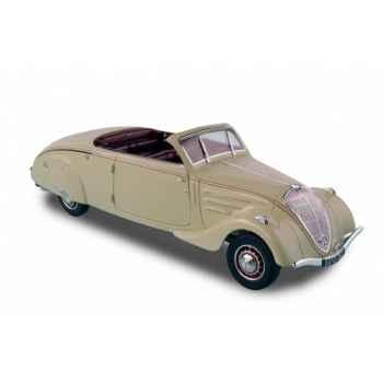 Peugeot 402 eclipse blanc phalène 1937 Norev 184742
