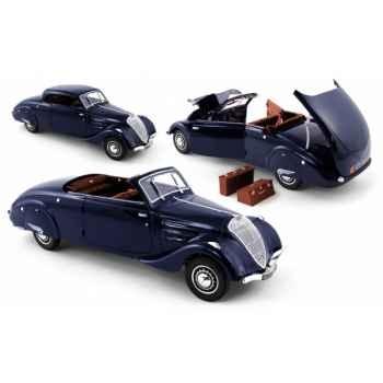 Peugeot 402 eclipse bleu marine 1937  Norev 184704
