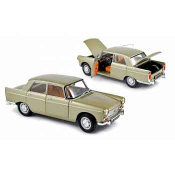 Peugeot 404 1965 gold  Norev 184830