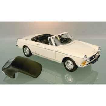 Peugeot 404 cabriolet blanc arrosa Norev 184746