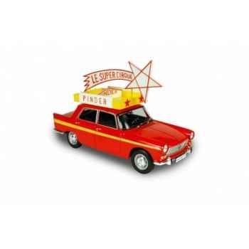 Peugeot 404 pinder 1966  Norev 184749