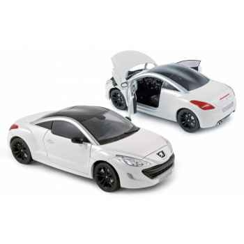 Peugeot rcz 2010 special edition white Norev 184780