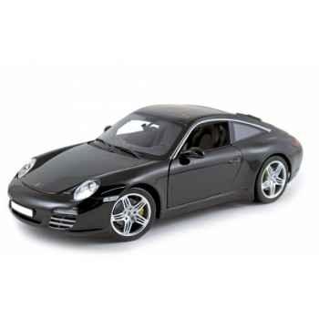 Porsche 911 carrera targa 4s black Norev 187558
