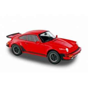 Porsche 911 turbo 3l rouge indien 1975 Norev 187512