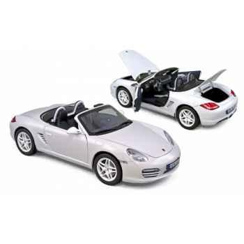 Porsche boxster 2009 carrara white  Norev 187652