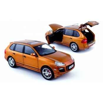 Porsche cayenne gts orange métallisé 2008 Norev 187535