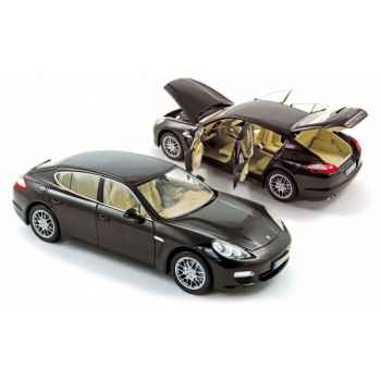 Porsche panamera s 2009 mahagoni metallic hq  Norev 187613