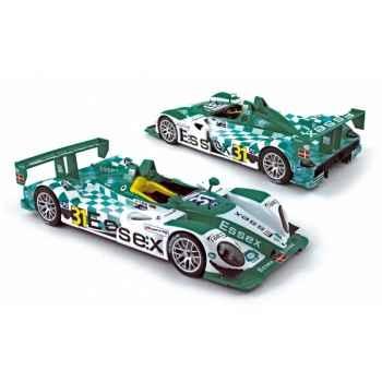 Porsche rs spyder team essex le mans 2009 elgaard/poulsen/collard  Norev 187537