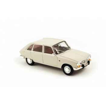 Renault 16 blanc  1965  Norev 185127