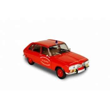 Renault 16 pompiers pont du château  1968 Norev 185126