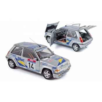 Renault 5 gt turbo - tour de corse 1990 - ragnotti  Norev 185202