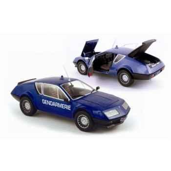 Renault alpine a310 gendarmerie 1981 Norev 185141