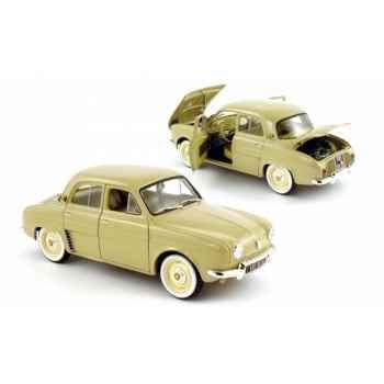 Renault dauphine jaune parchemin 1958 Norev 185164