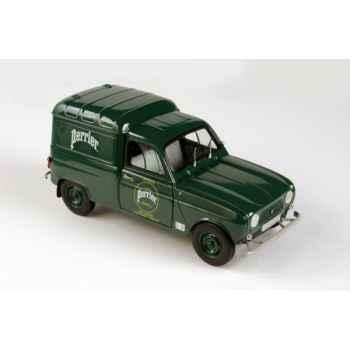 Renault r4f4 perrier 1965 Norev 185191