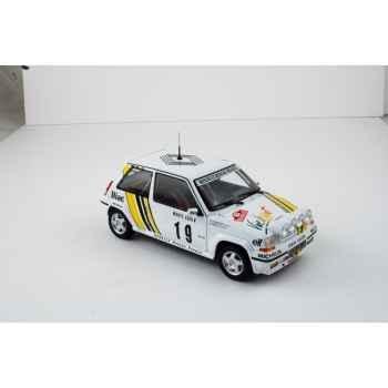Renault super 5 gt turbo monte-carlo 1989 oreille-thimonier  Norev 185201