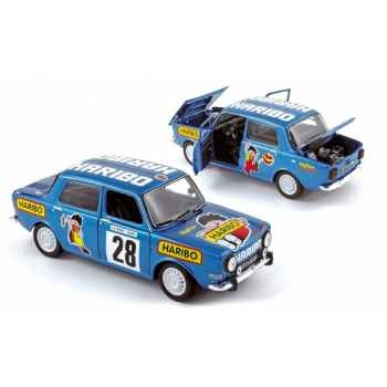 Simca 1000 rallye 2 championnat de france des montagnes 1977  Norev 185706