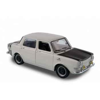 Simca 1000 rallye blanc tacoma 1972 Norev 185702