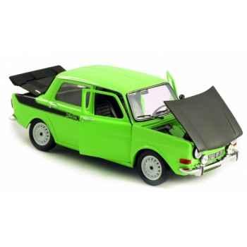Simca 1000 rallye ii vert racing 1976 Norev 185704