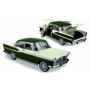 Simca chambord vert anglais / crème 1958  Norev 185725