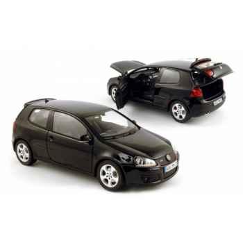 Volkswagen golf gti noire 2004 Norev 188445