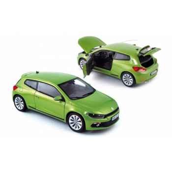 Volkswagen scirocco 2008 viper green  Norev 188497