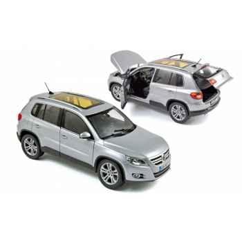 Volkswagen tiguan 2007 reflex silver metallic Norev 188483